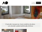 Alzira Leão Obras de renovação Arquitectura