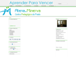 Atena-Minerva, Centro Pedagà³gico do Prado - Home