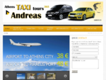 ATHENS TAXI TOURS and TRANFERS