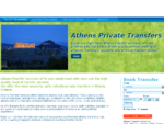 Athens Transfer Services shuttle, minibus, taxi - Low Cost Athens Airport Transfer - Airport to ...
