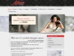 Νυφικά Αθηνά – Nyfika - Λάρισα – Κέντρο Γάμου και Βάπτισης - Τα πάντα για το γάμο σας – Νύφη - ...