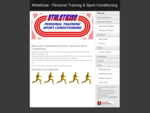 Athleticise - Personal Training Sport Conditioning