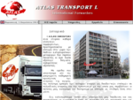 Atlas Transport Ltd. Transportation services, Logistics