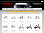 Atleticom fietsen en fitness - Atleticom
