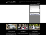 Limousine Hire Melbourne - Wedding Limo Service | A Touch of Silver