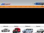 Autorent Tallinnas, väikebusside, kaubikute ja haagiste rentimine. Kiire teenindus, paindlikud r