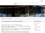 Πτυσσόμενα κρύσταλλα, Πέργκολες, Αίθρια, Στέγαστρα, Κάλυψη πισίνες, Είδη σκίασης - Atrio Glass Doors