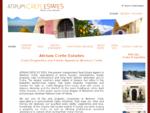 Crete Property, Properties in Crete, Hania, Atrium Crete Estates