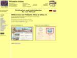Philatelie Attias, CH-5620 Bremgarten AG (Briefmarken, Ansichtskarten Sammler-Zubehör)