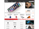 Home | Attiva SpA - ITdistribution | distributore autorizzato Apple, accessori iPod, iPhone e Mac
