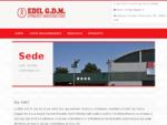 Vendita attrezzature edili - Lodi - Edil Gdm