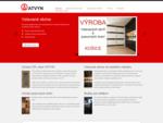 Interiérové dvere výroba a montáž | ATVYN