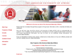 The American University of Athens
