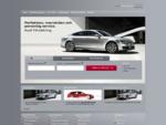Bilförsäkring i samarbete med Audi | Audi Försäkring