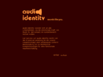 audio-identity :: sounds like you.