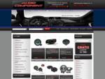 Tienda online de venta de accesorios de car audio y sonido en vehículos
