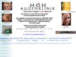 LASIK, PRK, Sehfehler,Karlsruhe,Migräne,Kopfschmerzen,Trockene Augen,Lidoperation