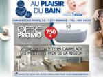 Au Plaisir du Bain - Mons salle de bain, sanitaire et carrelage