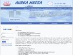 AUREA MEDIA - помощь специалистов медицины и психологии. Курс очищения организма, услуги натуропат