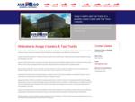 Ausgo Couriers Taxi Trucks