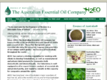 Australian Essential Oil Company, Pure Essential Oils, Tea Tree Oil, tea tree, benefits of tea tree,