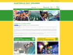 Australia Day Cruises Sydney Harbour 2014 | Celebrations on Party Boats