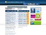 Australian Lottery | Australian Lotto Australian Lotteries
