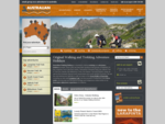 Adventure holidays with Australian Walking Holidays. Trekking , cycling, rafting, kayaking and .