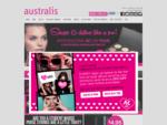Australis Cosmetics - - Lipstick, Eyeliner, Make Up, Lipgloss, Mascara, Bronzer, Liquid Eyeli