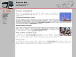 Austria Bus trasferimenti, itinerari guidati, escursioni e viaggi in pullman