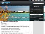 Austrian Fishing Show - Europas 1. Anglermesse am Wasser
