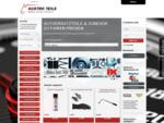 Autoteile Onlineshop. KFZ-Teile zu fairen Preisen Austroteile GmbH