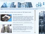 Aufzug, Lift, Ascenseur - Ouml;HF - Lift solutions - Aufzuuml;ge fuuml;r alle Fauml;lle