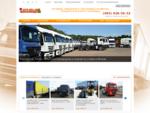 Грузовики, седельные тягачи, полуприцепы | продажа грузовиков, спецтехники, грузовых автомобиле