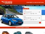 AutoJardim - Rent a Car - Aluguer de Automà³veis