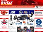 Sport Auto - ΧΡΙΣΤΟΦΟΡΟΣ - Λιπαντικά, αξεσουάρ, ανταλλακτικά, περιποίηση βελτιώσεις αυτοκινήτου