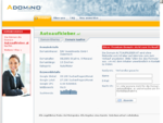 autoaufkleber.at im Adomino.com Domainvermarktung Netzwerk