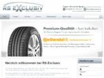 RS Exclusiv - Großhandel für Reifen, Räder und Autoteile GmbH - Im- und Export -