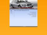 Autobazár WESTCAR - výkup a predaj automobilov, komisionálny predaj, sprostredkovanie úverov a lea