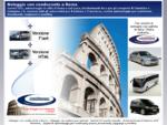 Noleggio con conducente a Roma - Autonoleggio con autista per matrimoni, eventi e congressi