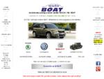 AutoBOAT Bratislava - predaj a servis VW, ŠKODA, SEAT