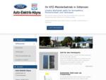 Bosch Car Service Ford Vertragswerkstatt Autoelektrik Höyns Sittensen Bosch Car Service
