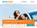 Auto Escape Autonoleggio ai prezzi migliori nel mondo. Approfitta e prenota online