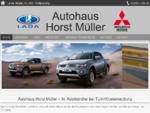 Autohaus/Autohändler - Tulln/Klosterneuburg - Autohaus Horst Müller