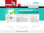GOLEM ® Domain Aftermarket - Buy-Domain