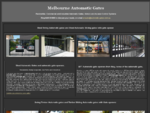 Automatic Gates Melbourne BFT, electric gate, security gates, automatic gate opener, access ..