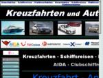 Kreuzfahrten und Automobile =Top - Kreuzfahrtangebote - Automobile aktuell