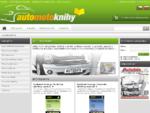 AUTOMOTOKNIHY - technické príručky pre autoservisy a zručných amatérov