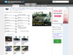 Carros Usados - Compra e venda de automóveis usados, auto usados, caravanas, motos e camiões novos ...
