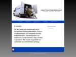 Pakettiauton vuokraus Pietarsaari, Kokkola, Vaasa | FANI-CARS